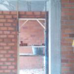 Instalación de marcos puertas