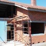 Construcción de vivienda unifamiliar